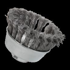 Flexovitkomborstelstaaldraadgetordeerd 65xM14 0,5 T20