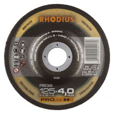 Rhodius RS38 afbraamschijf 125 x 7,0 mm