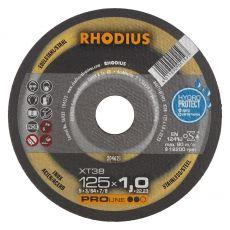 Rhodius XT38doorslijpschijf 125 x 1,5mm