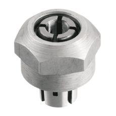 Flex toebehoren H1105VE/H1127VE spantang 6 mm met spanmoer