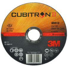 3M™ Cubitron™ II doorslijpschijf T41, 127 x 2,0 mm