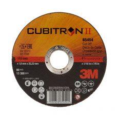 3M™ Cubitron™ II doorslijpschijf T41, 180 x 2,0 mm