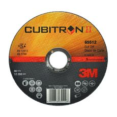 3M™ Cubitron™ II doorslijpschijf T41, 230 x 3,0 mm