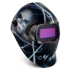 3M Speedglas 100 laskap Xterminator met lasfilter 100V kleur 8-12