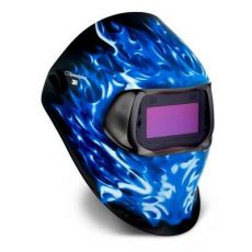 3M Speedglas 100 laskap Ice Hot met lasfilter 100V kleur 8-12