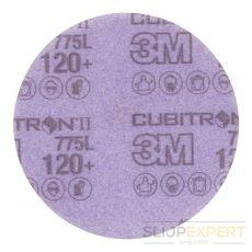 3M™ Cubitron™ II Hookit schuurschijf 775L 125 mm 120+