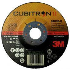 3M™ Cubitron™ II afbraamschijf T27