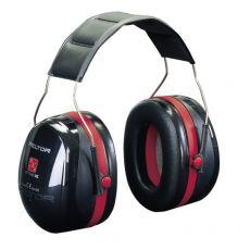 3M PELTOR Optime III gehoorkap met hoofdband H540A-461-GB, Hi-Viz
