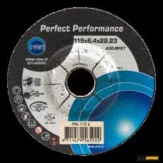 Perfect Performance afbraamschijf 6,4 mm