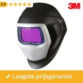 3M Speedglas 9100 laskap +SW met Speedglas lasfilter XX kleur 5, 8, 9-13