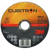 3M™ Cubitron™ II doorslijpschijf T42, 125 x 2,5 mm
