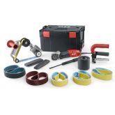 Flex  Trino Flex machine BSE 14-3 100  inox set