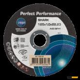 Perfect Performance Shark doorslijpschijf125 x 1,0 mm